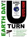 2008 Earth Day poster