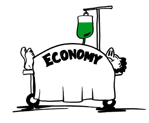 Economy on Green IV