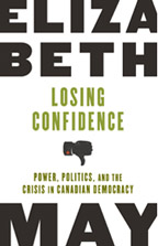 Elizabeth May Losing Confidence