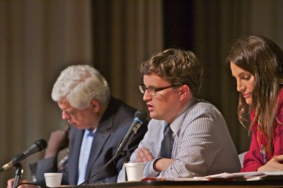 Toronto-Danforth candidates at education debate