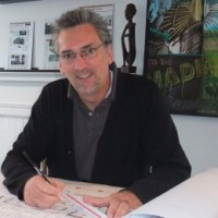 Sustainable architect Paul Dowsett