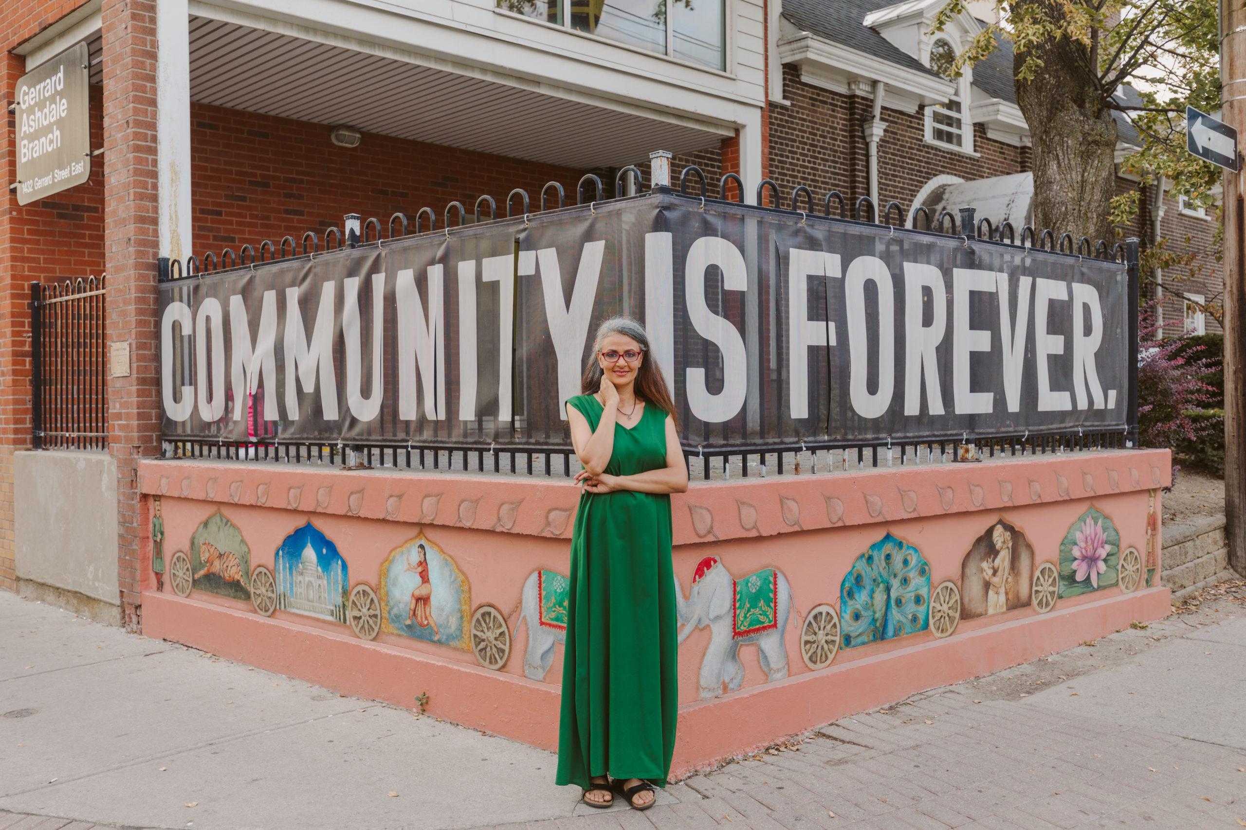 Maryem Tollar - Community is forever