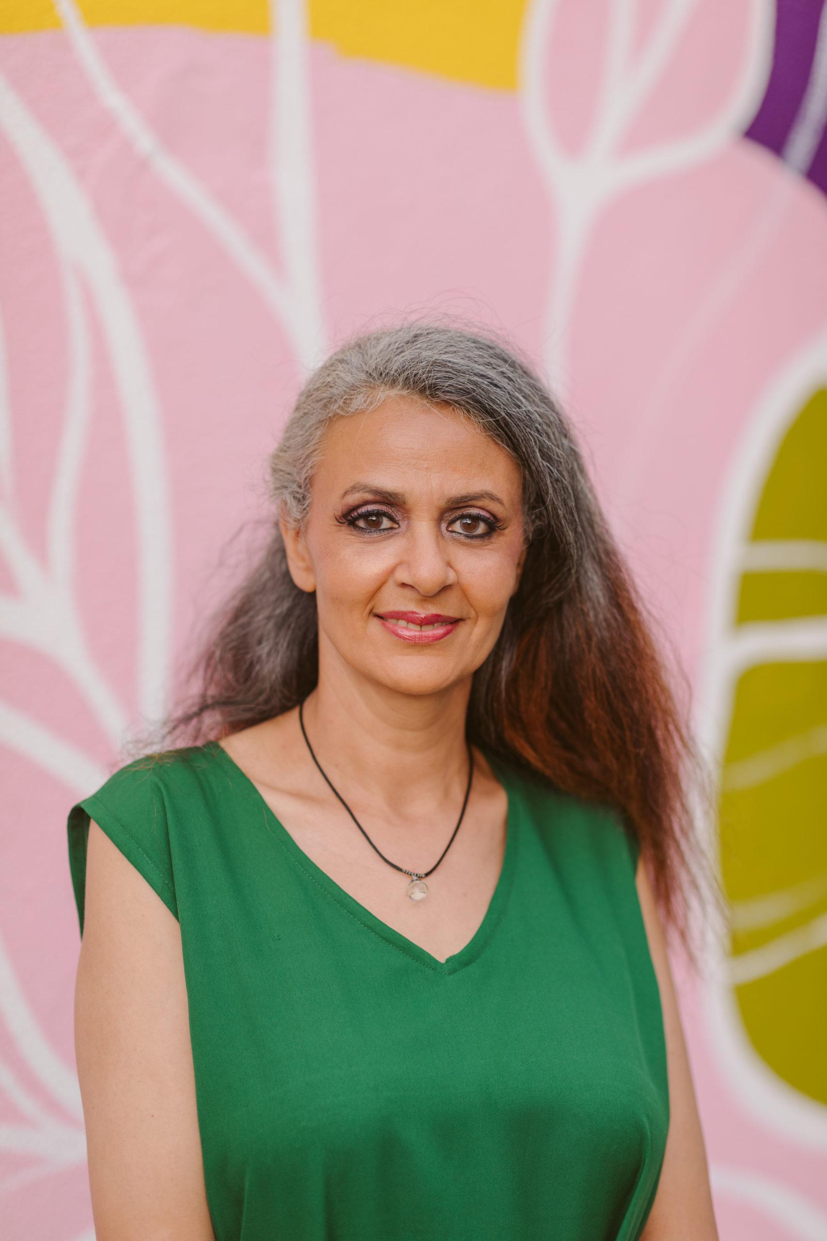 Maryem Tollar - Pink wall